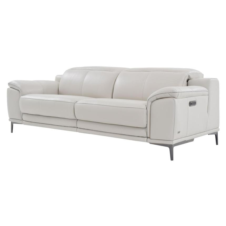 Katherine Power Motion Leather Sofa El Dorado Furniture