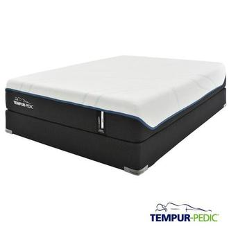 ProAdapt Soft Full Memory Foam Mattress w/Low Foundation by Tempur-Pedic