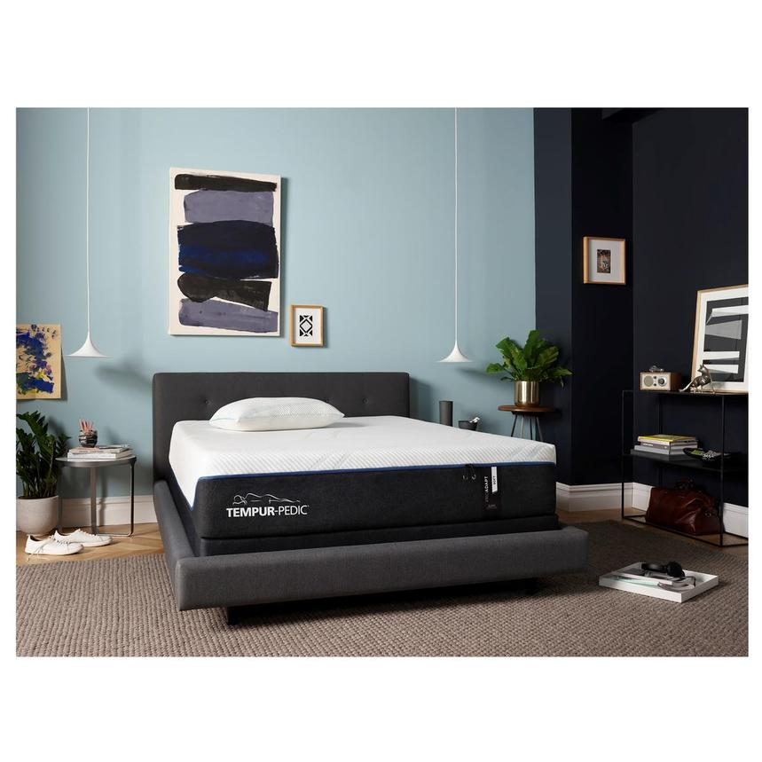 ProAdapt Soft King Memory Foam Mattress w/Low Foundation by Tempur-Pedic  alternate image, 2 of 6 images.