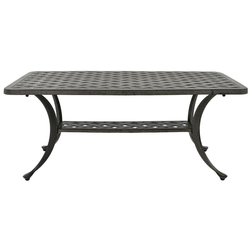 Castle Rock Gray Coffee Table  main image, 1 of 6 images.