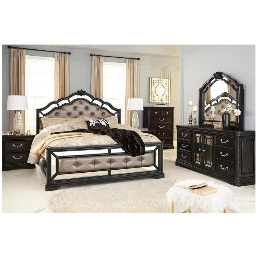 Medellin 4 Piece Queen Bedroom Set El Dorado Furniture