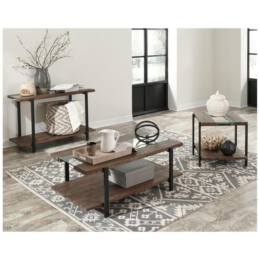 Dumont Coffee Table El Dorado Furniture