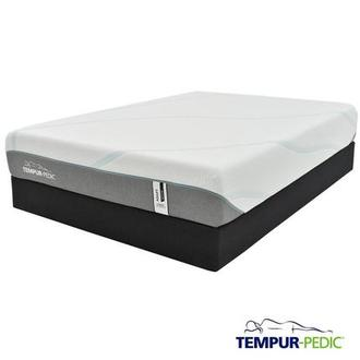 Adapt HB MS Twin XL Memory Foam Mattress w/Low Foundation by Tempur-Pedic