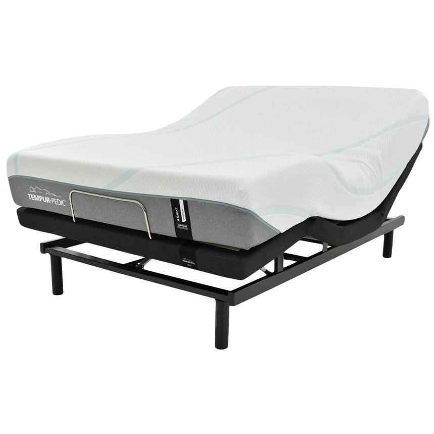 Adapt MF Queen Memory Foam Mattress w/Ergo® Powered Base by Tempur-Pedic  alternate image, 3 of 7 images.