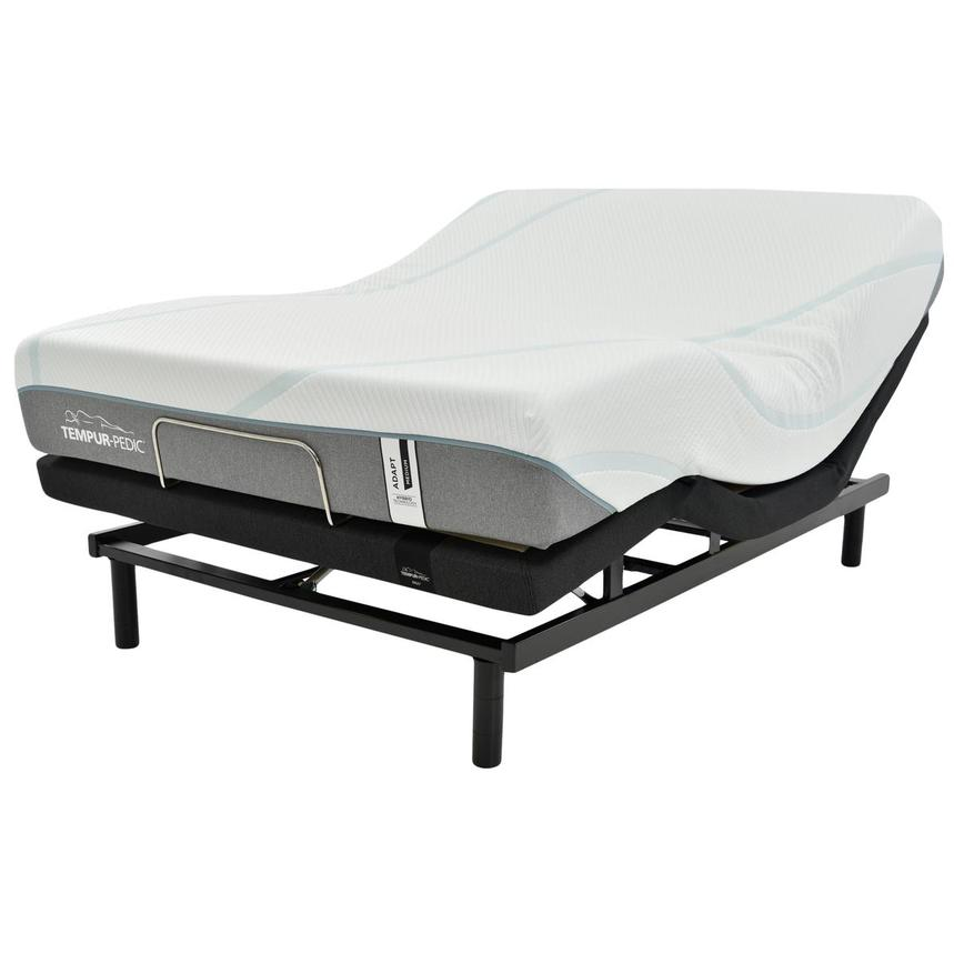 Adapt HB MS Queen Memory Foam Mattress w/Ergo® Powered Base by Tempur-Pedic  alternate image, 3 of 7 images.