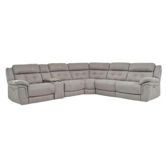 Stallion II Power Motion Sofa w/Right & Left Recliners
