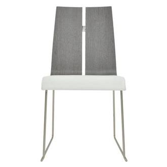 Valencia White II Side Chair