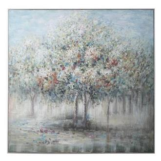 Woodlot Canvas Wall Art