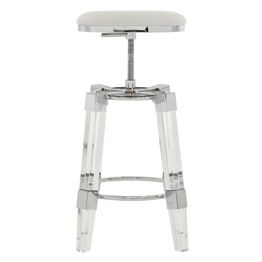 Julie White Adjustable Stool  alternate image, 2 of 3 images.