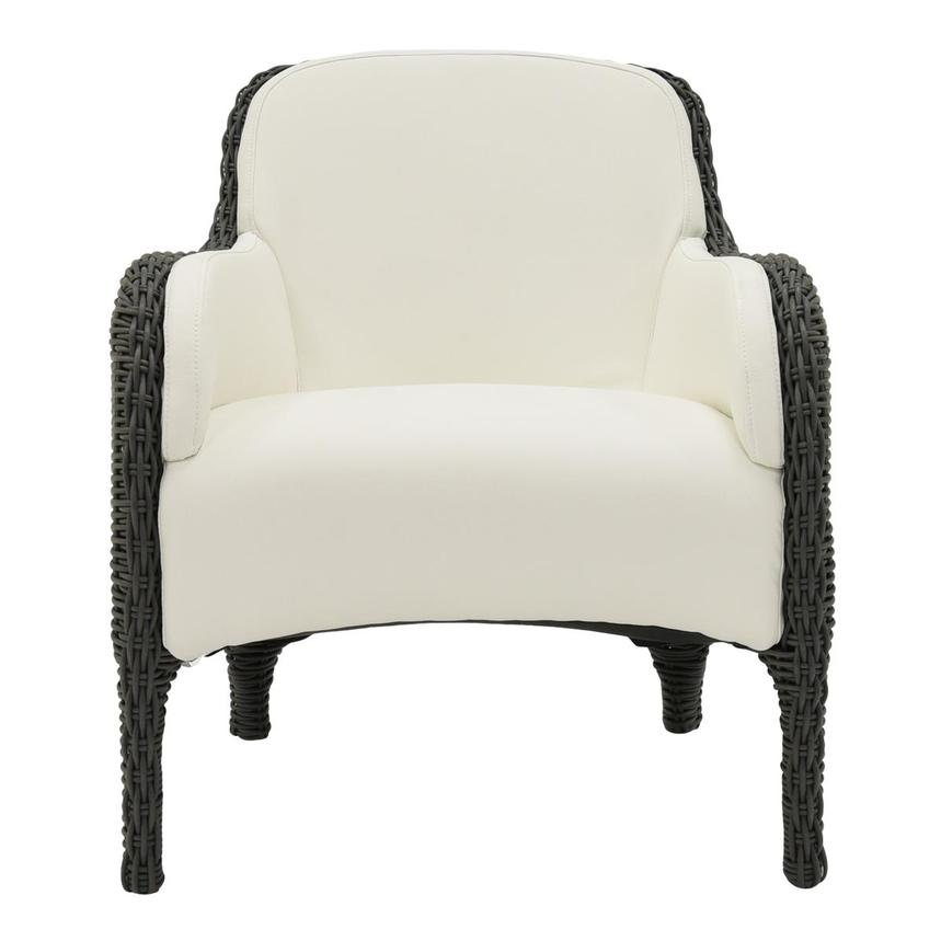 Luxor Gray Dining Chair  main image, 1 of 5 images.