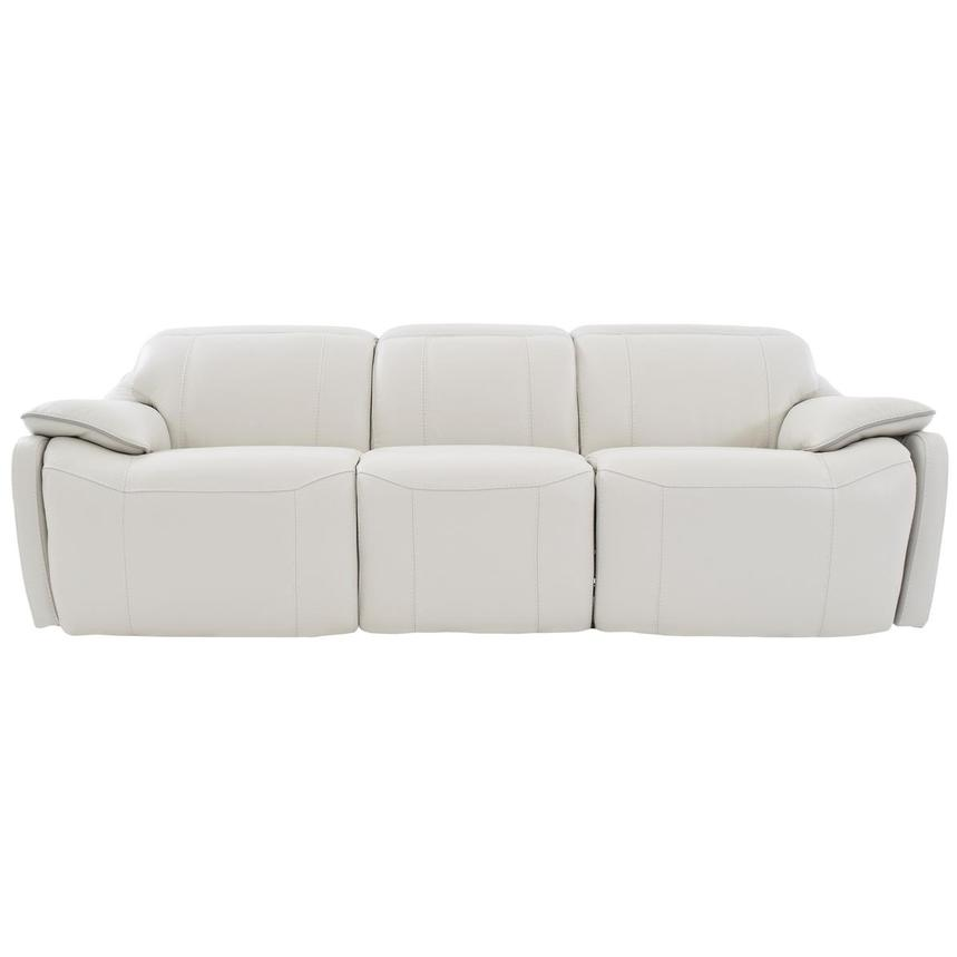 Austin Power Motion Leather Sofa Main Image, 1 Of 7 Images.
