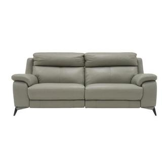 Barry Gray Power Motion Leather Sofa