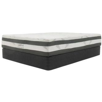 Helens Full Memory Foam Mattress w/Low Foundation by Carlo Perazzi