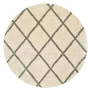Brumal 8' Round Area Rug  main image, 1 of 2 images.
