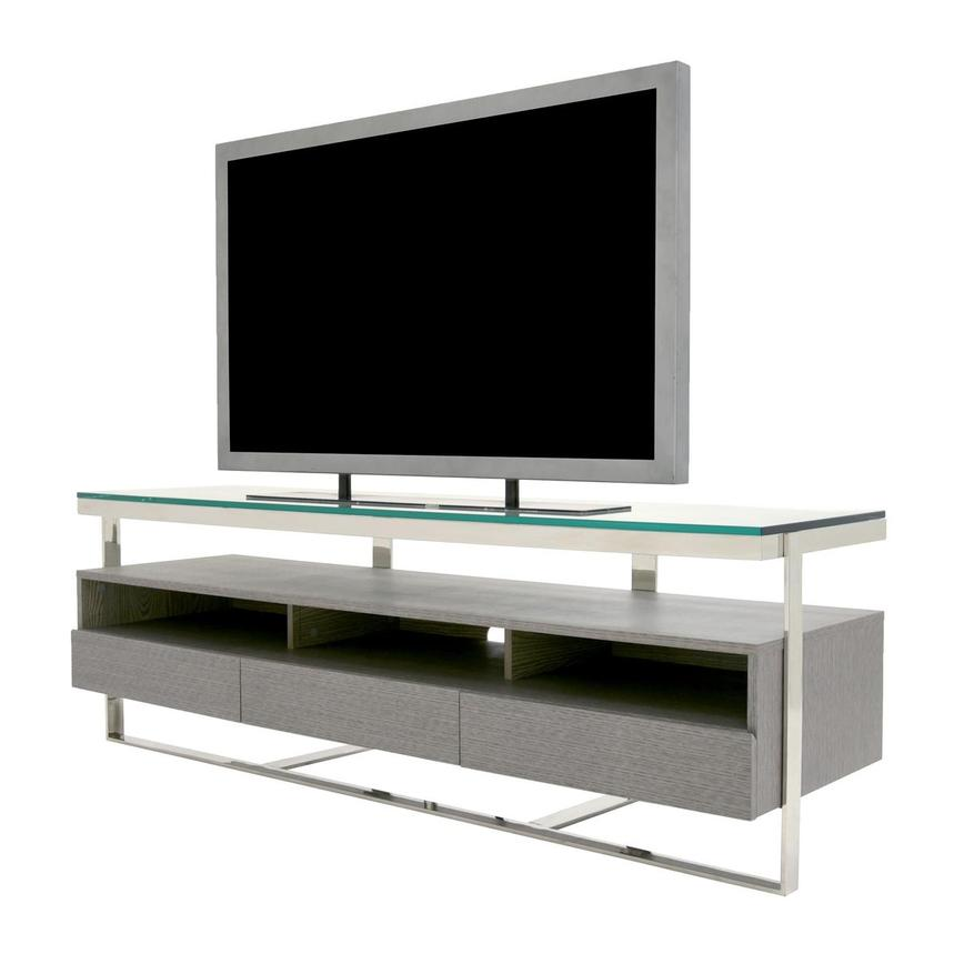 Calypso Gray TV Stand  alternate image, 2 of 6 images.