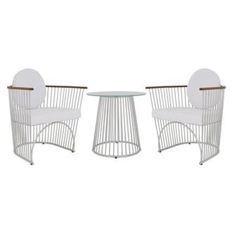 Barbados 3-Piece Patio Set