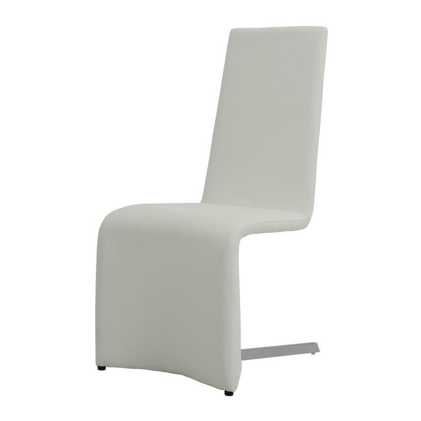 Tui White Side Chair  alternate image, 2 of 6 images.