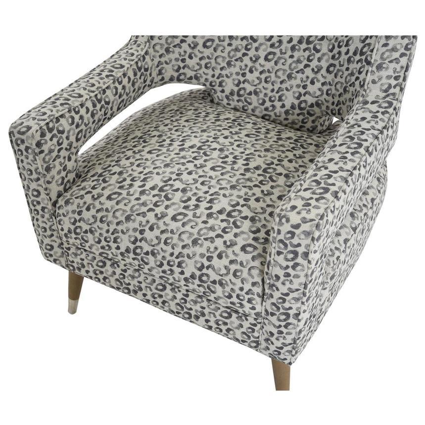 Brooke Gray Accent Chair Dorado Furniture