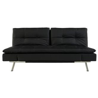 Matrix II Black Futon