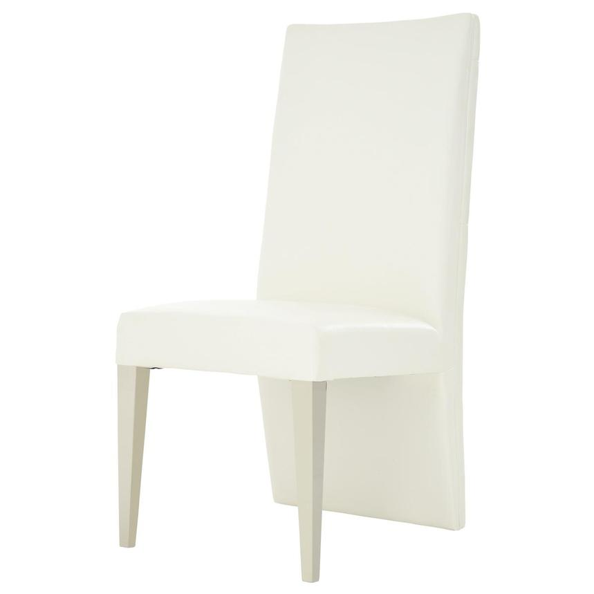 Alegro White Side Chair  alternate image, 2 of 7 images.