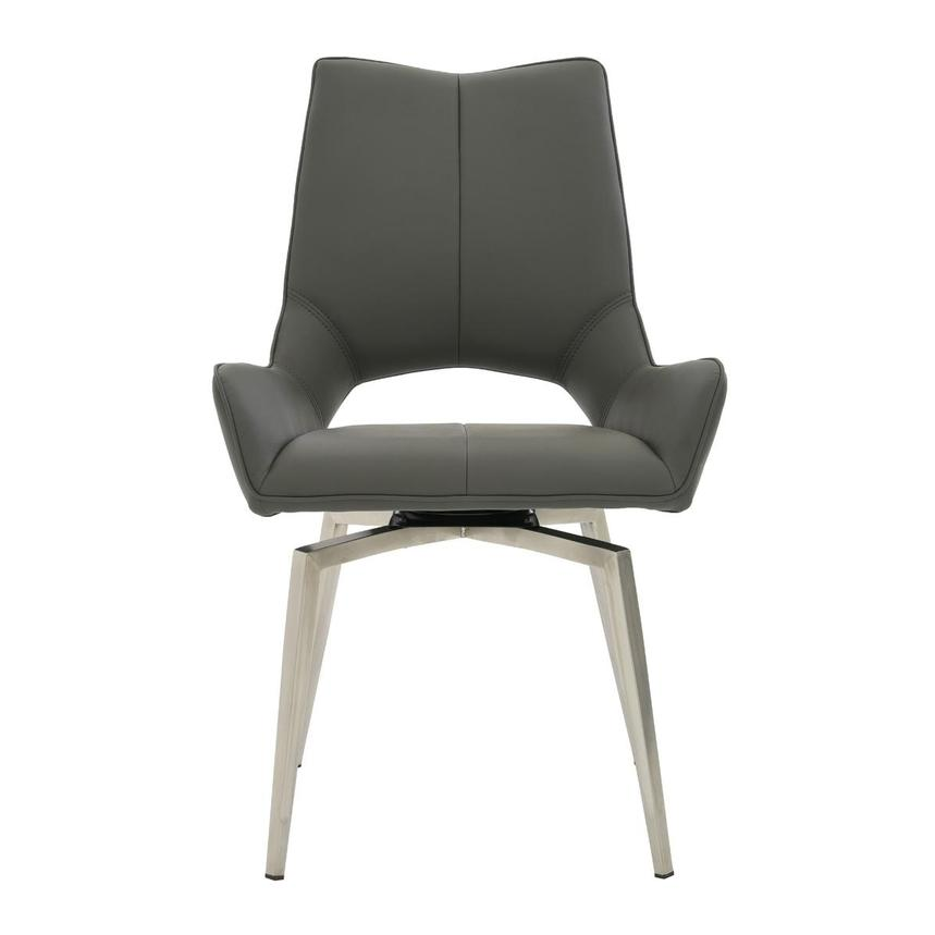 Kalia Gray Side Chair El Dorado Furniture