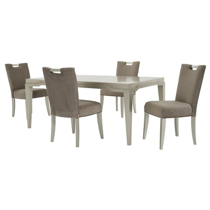 Edge 5-Piece Formal Dining Set  main image, 1 of 16 images.