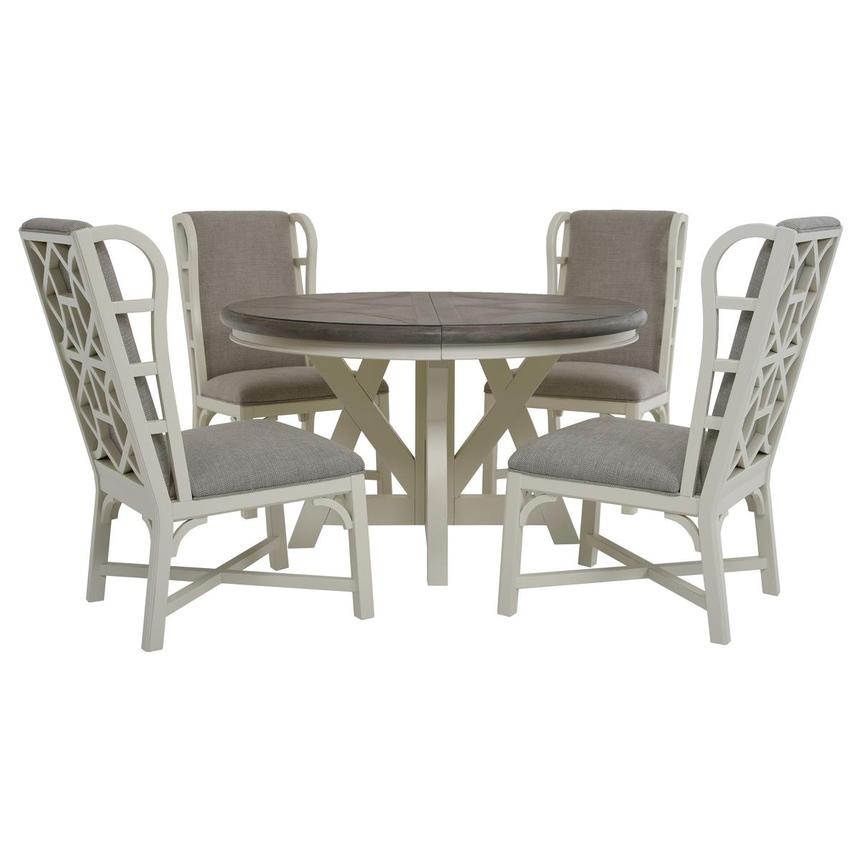 Summer Creek 5-Piece Formal Dining Set  main image, 1 of 16 images.