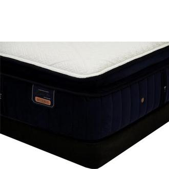Hepburn-EPT Queen Mattress w/Regular Foundation by Stearns & Foster