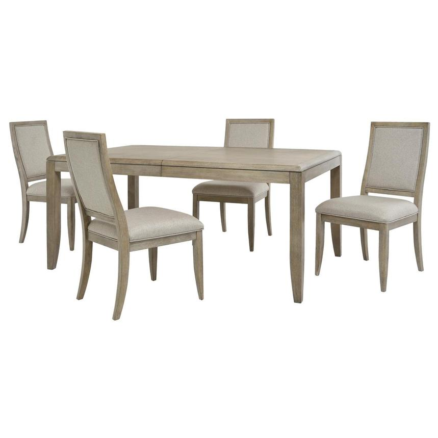 Juliana 5-Piece Formal Dining Set  main image, 1 of 16 images.