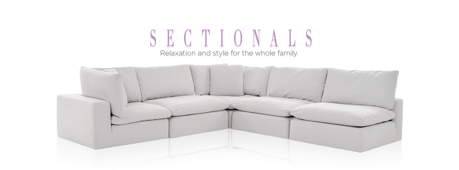 Living Rooms Sectional Sofas El Dorado Furniture