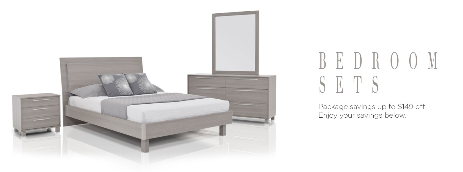 Exceptionnel Bedroom Set Packages