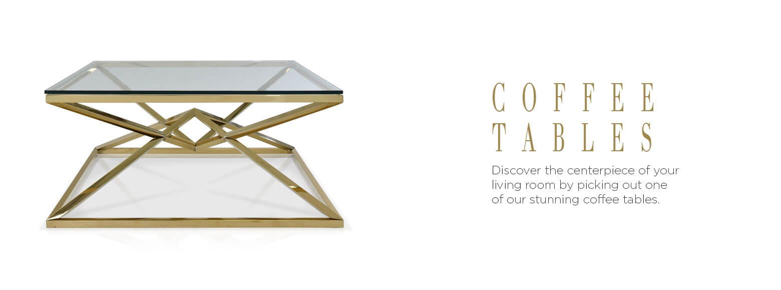 El Dorado Furniture Coffee Tables