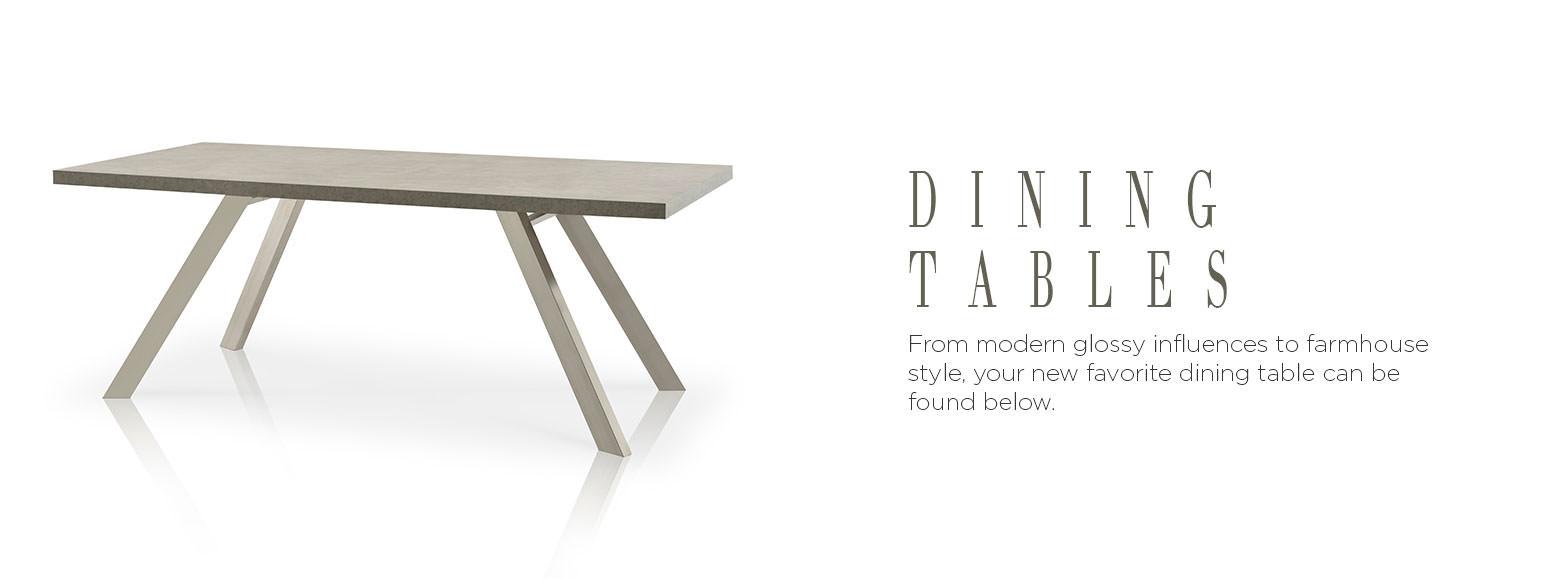 dining rooms dining tables el dorado furniture. Black Bedroom Furniture Sets. Home Design Ideas
