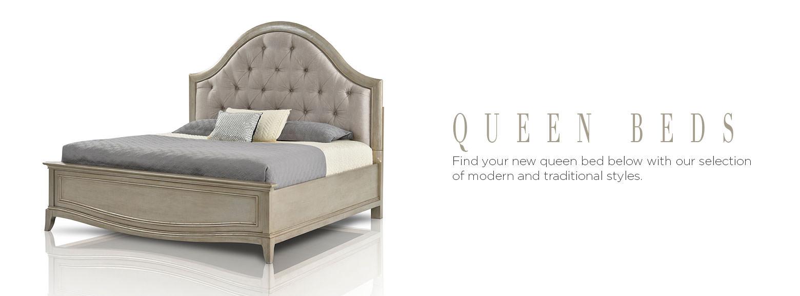 Beds Amp Bedrooms Queen Beds El Dorado Furniture