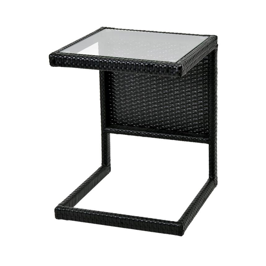 Neilina Black Side Table  main image, 1 of 4 images.
