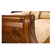 Cortina King Sleigh Bed  alternate image, 10 of 11 images.