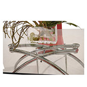 Elaine White 5-Piece Casual Dining Set  alternate image, 4 of 8 images.