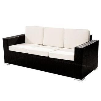 Neilina Black Sofa