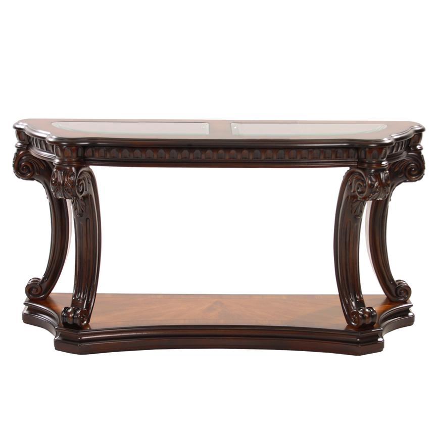 Grand Estate Console Table  alternate image, 2 of 6 images.