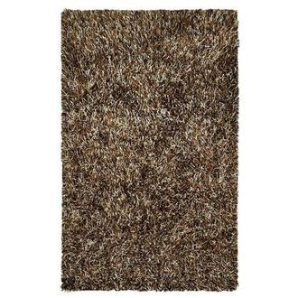 Linden Brown/Beige 5' x 8' Area Rug