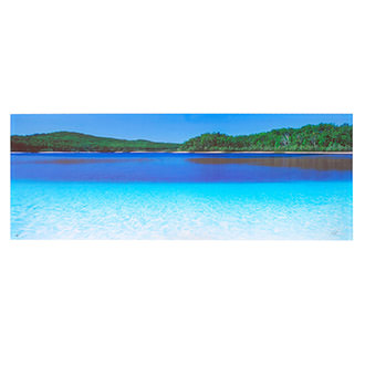 Clear Waters Acrylic Wall Art