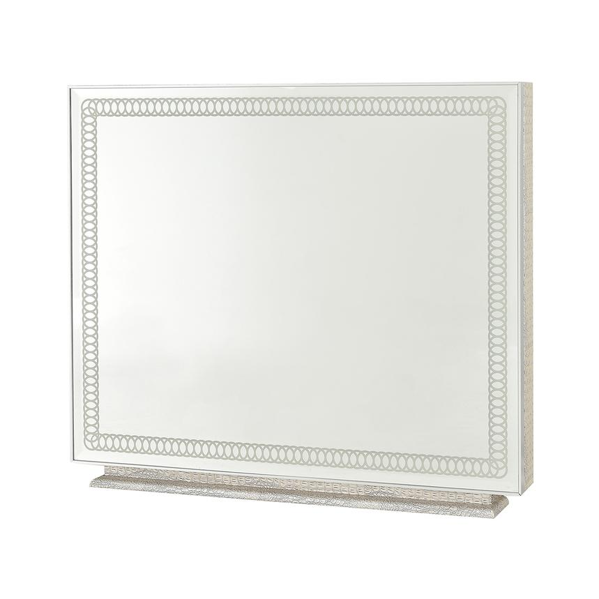 Hollywood Swank Pearl Mirror  main image, 1 of 3 images.