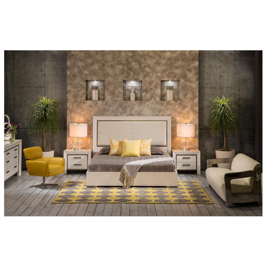 Vanderbuilder White Figure El Dorado Furniture