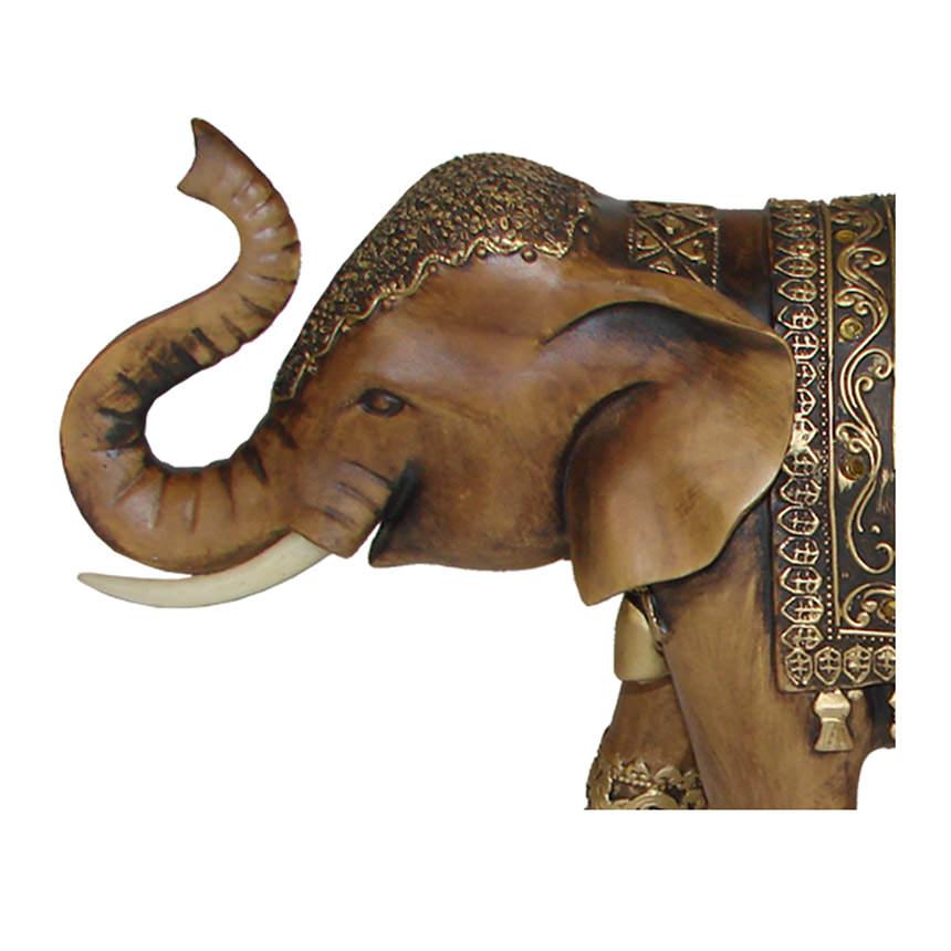 Enchanted Elephant Figure El Dorado Furniture