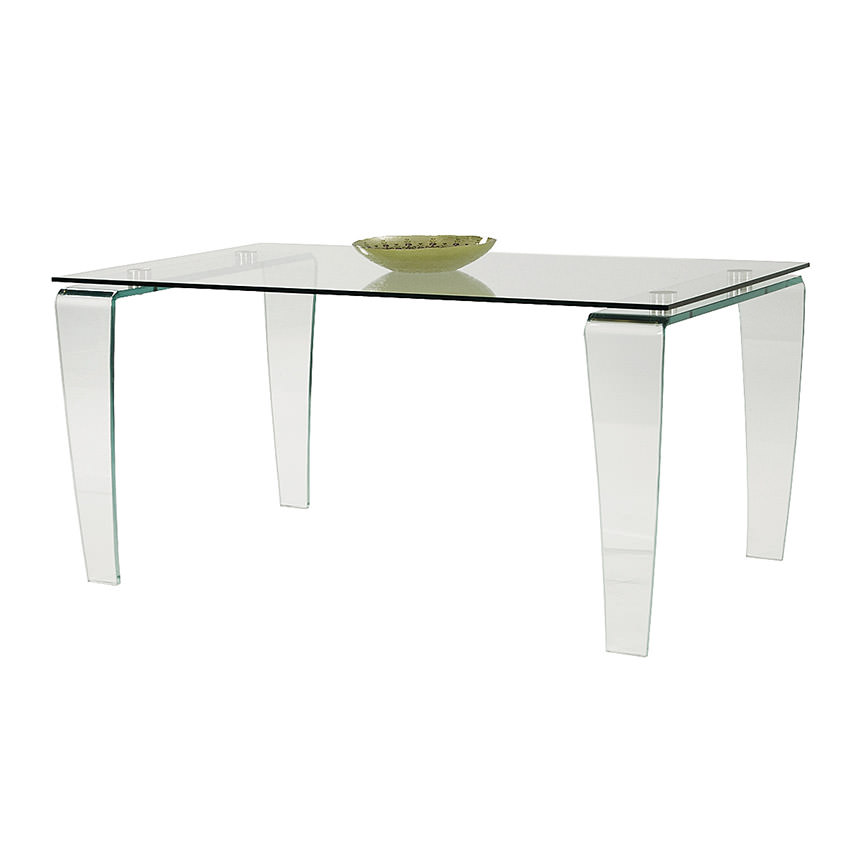 Vera Rectangular Dining Table  main image, 1 of 4 images.