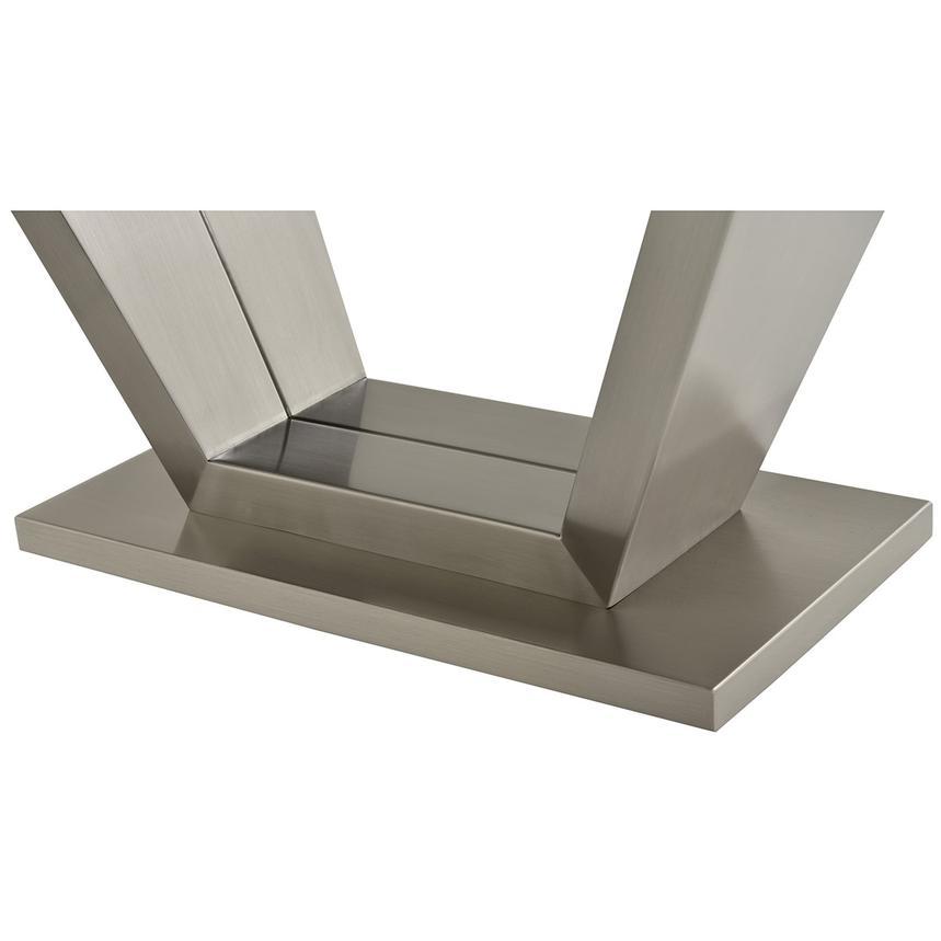 Jessy Black Extendable Dining Table El Dorado Furniture