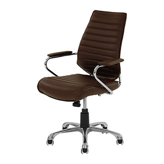 Enterprise Espresso Desk Chair