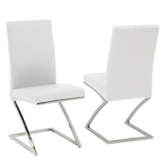Jade White Side Chair