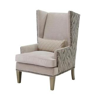 Laura Cream Accent Chair