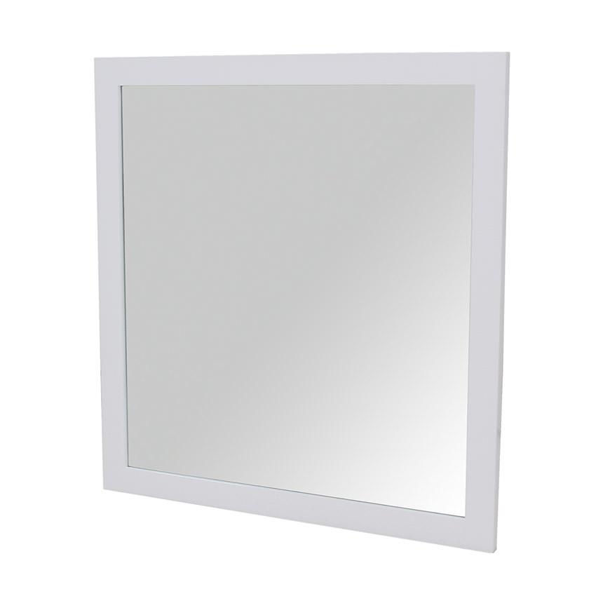 Mera White Mirror El Dorado Furniture